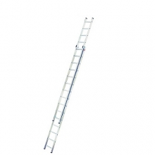 2-sektion ladder Prof 8,43m, 2x15 steg