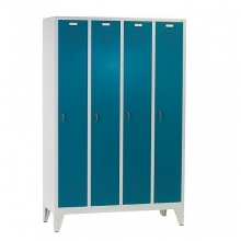 4 door locker with legs 1850x1190x500