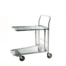 In-Store trolley 2 shelves 860x530x1010mm