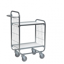 Flexible shelf trolley 945x470x1120mm, 250kg