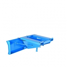 Ploughs for forklift trucks 2500mm