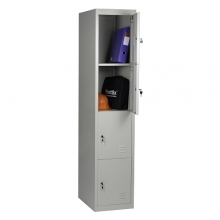 4-DOOR VERTICAL LOCKER 1820*380*500