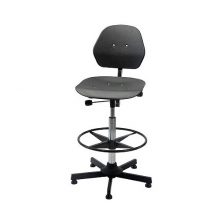 Chair Solid high with footring