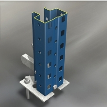 ALUSERIIULI KÜLGRAAM 3900X1050 MM STANDARD