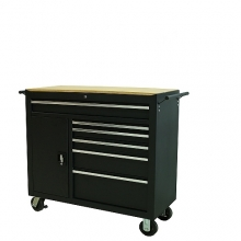 Tool trolley with 6 drawers+locker 2 drawers1035x458x1052