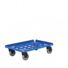 Tray trolley 620x420x165mm