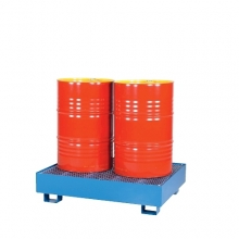 2 drums standing open 950x1250x325