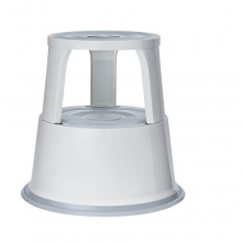 Kickstool metal, Grey, Wedo